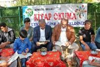 KİTAP OKUMA - Bingöl Belediyesi'nce Kitap Okuma Etkinliği Düzenlendi