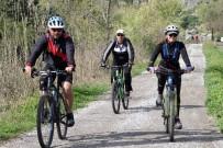 ESKIKÖY - Bisiklet Tutkunları Ortaca'da Buluşuyor