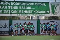 KARAKAYA - Bodrumspor, Düzcespor'u Konuk Edecek