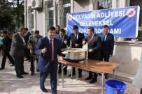 AKıN AĞCA - Bolvadin Adliyesinde Geleneksel Aşure Dağıtımına Devam Edildi
