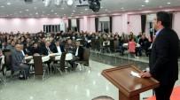 DOLULUK ORANI - Bozkurtlular Yüksekokullarının Geleceği İçin Toplantı Düzenledi