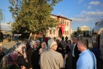 GAZILER - Büyükşehir, Gazi Ailelerini Çanakkale'ye Uğurladı