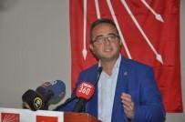 PARTİLİ CUMHURBAŞKANI - CHP'li Tezcan'dan Başkanlık Sistemi Açıklaması