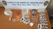 KOKAIN - Çorlu Polisi Torbacılara Geçit Vermiyor