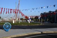 SPOR KOMPLEKSİ - Demokrasi Kavşağına Dev Nazar Boncuğu