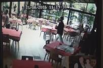 BOĞAZIÇI ÜNIVERSITESI - Deprem Anındaki Kısa Süreli Panik, Güvenlik Kameralarına Böyle Yansıdı