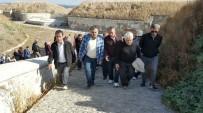 SEYİT ONBAŞI - Develi'den Çanakkale Şehitliğine Çıkarma