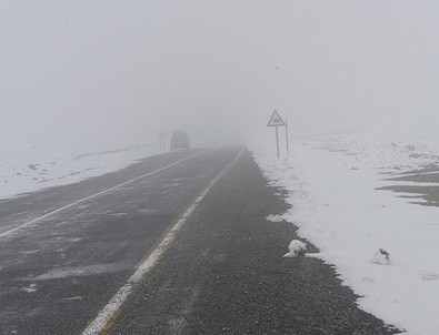 Doğu Anadolu Bölgesinde kar yağışı bekleniyor