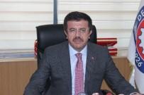 SERBEST TICARET ANLAŞMASı - Ekonomi Bakanı Nihat Zeybekci Açıklaması