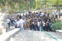 ZİYARETÇİLER - Eskişehir'den Şeyh Edebali Türbesi Ve Tarih Şeridi'ne Ziyaret
