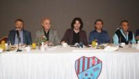 FATİH TEKKE - Fatih Tekke Açıklaması 'Trabzonspor'u Trabzon'dan Uzaklaştırma Anlayışı Bizi Rahatsız Ediyor'
