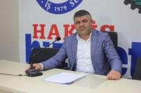 HIZMET İŞ SENDIKASı - Hizmet İş, Büyükşehir'de Örgütleniyor
