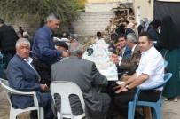 TURGAY ALPMAN - Iğdır'da HZ.Hüseyin İçin İhsan Yemeği Verildi