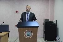 ANADOLU İMAM HATİP LİSESİ - İl Müftüsü Doç. Dr. Şahin Güven'den  'Değerler Eğitimi' Konferansı