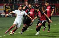 AHMET ÇALıK - İlk Yarı Galatasaray'ın