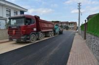 ALINUR AKTAŞ - İnegöl'de Kış Öncesi Sokaklar Asfaltlanıyor