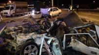OLAY YERİ İNCELEME - Kırmızı Işıkta Korkunç Kaza Açıklaması 3 Ölü, 1 Yaralı