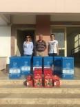 KARAKAYA - KPSS İçin Dağıtılan Kalemler Köy Okullarına Gönderilecek