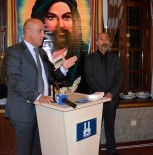 ERZURUM VALISI - Milletvekili Ilıcalı, Muharrem İftarında Birlik Mesajı Verdi