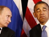 VLADIMIR PUTIN - Obama, Putin'in biyografisini unuttu