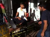 ALACAK VERECEK MESELESİ - Şanlıurfa'da Alacak Verecek Kavgası Açıklaması 2 Yaralı