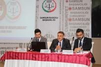 ADLIYE SARAYı - 'Tazminat Hukuku Ve Hesaplamalar' Semineri