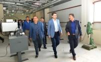 SANAYİ SİTESİ - Tokat'ta Modern Sanayi Sitesi Çalışması