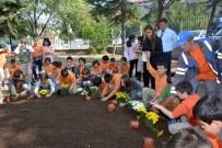 HAYVAN SEVGİSİ - 'Toprak Vatandır Okul Bahçelerinde' Projesi