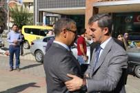 TURGAY ŞIRIN - Türk Yerel Hizmet Sen'den Aşure Hayrı