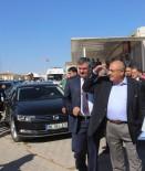 ÖNCÜPINAR - Türkeş, Suriyelilerin Barındığı Konteyner Kentleri Ziyaret Etti