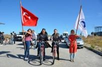 BİSİKLET TURU - Uyuşturucuya Karşı Pedal Çevirdiler