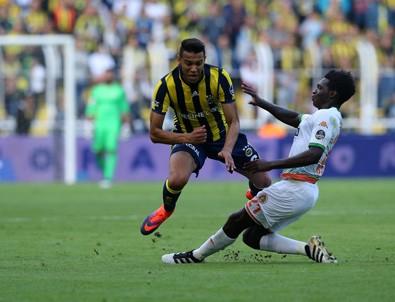Fenerbahçe: 1 Anlanyaspor: 1