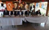İNSAN HAKLARı - AK Parti Genel Başkan Yardımcısı Yasin Aktay Açıklaması