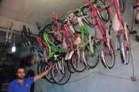 BİSİKLET - Akaryakıt Zammı Bisiklet Satışlarını Artırdı