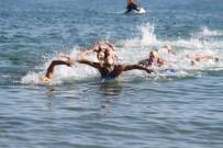 HASAN TANRıSEVEN - Alanya ETU Triathlon Avrupa Kupası Finali Sona Erdi
