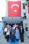 SOMUNCU BABA - Amasya Üniversitesi Öğrencileri Darende'de Çalışma Yaptı