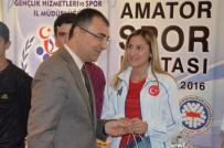 KAZıM ŞAHIN - Amatör Sporculara Ödül Töreni
