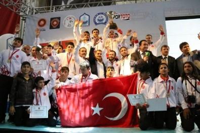Balkan Şampiyonasına Türkiye damgası