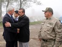 Başkan Yılmaz, Şehit Ailesini Ziyaret Etti