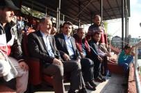 GENÇLİK VE SPOR İL MÜDÜRÜ - Beyçayırı Stadı Aydınlatılıp Güvenliği Sağlanacak