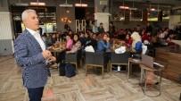 SOSYAL TESİS - Bozbey Gençlerle Buluştu