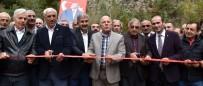 MAHALLİ İDARELER - Büyükşehir İspir Çamlıkaya'yı Suya Kavuşturdu