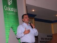 MUSTAFA SÖYLEMEZ - Çankayalı Muhtarlar Antalya'da Toplandı