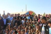 KARAALI - Demirkol JKBB Üyelerine Şanlıurfa'yı Tanıttı
