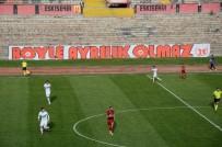 GIRESUNSPOR - Eskişehirspor, Yarım Asırlık Evine Galibiyetle Veda Etti