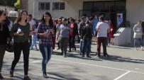 RADYOTERAPİ - Gaziantep'te KPSS Heyecanı