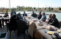 SÜLEYMAN TAPSıZ - Karaman'da Kent Konseyi Yürütme Kurulu Tanışma Toplantısı Yapıldı