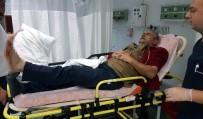 ARAZİ ANLAŞMAZLIĞI - Kardeşinin Silahlı Saldırısında Yaralandı