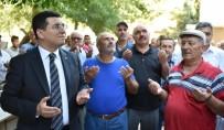 DOĞALGAZ TALEBİ - Kepez'de İki Mahalleye Doğalgaz Müjdesi