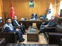 İLAHİYAT FAKÜLTESİ - Lübnanlı Rektörden İlahiyat Fakültesine Ziyaret